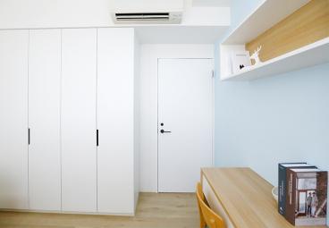 金星家园二室二厅现代简约装修效果图