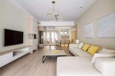 北京人家二室一厅全包装修效果图