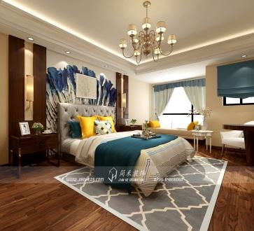 华远·华中心-全季酒店客房85平装修效果