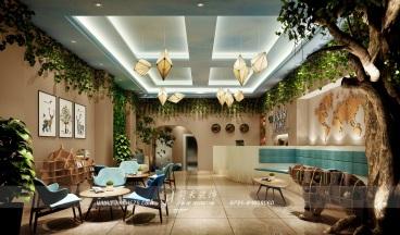 美乐家园连锁酒店(华夏店)205平装修效