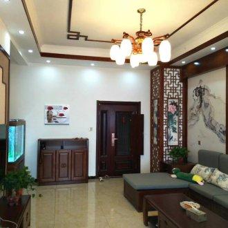 宏光合园三室二厅新中式装修效果图