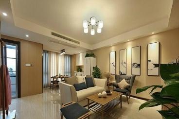 泰和居全包二室一厅装修效果图