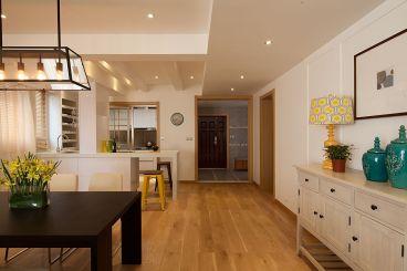 风尚米兰全包三室二厅装修效果图