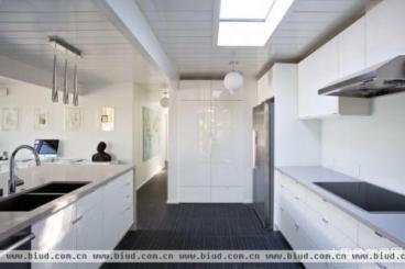 金沙城典家园(一期)北欧三室一厅装修效果