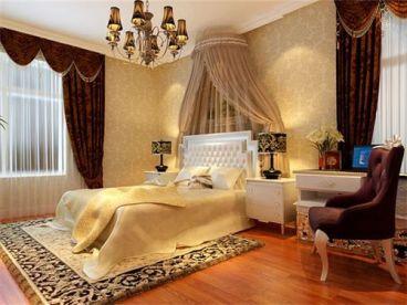 亿达广场全包二室一厅装修效果图