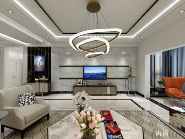 金水湾全包五室二厅装修效果图