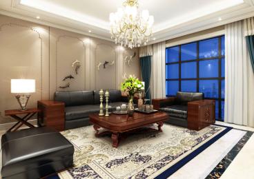 莱蒙城公寓全包166平装修效果图