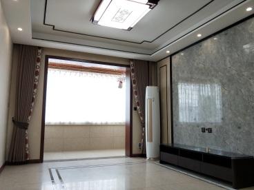 华夏新村公寓新中式125平装修效果图