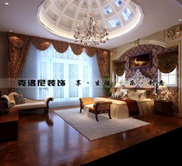 阿维侬庄园186平四室二厅装修效果图