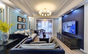 中海国际四室二厅139平装修效果图