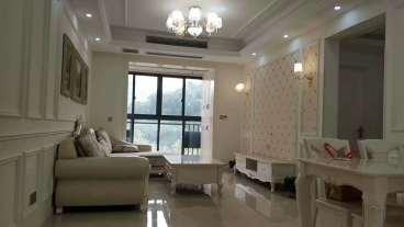太原保利香槟国际135平三室二厅装修效果