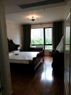 白金湾欧式古典卧室效果图