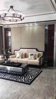 协信阿卡迪亚四室二厅142平装修效果图