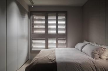 龙玺太湖湾日式卧室效果图