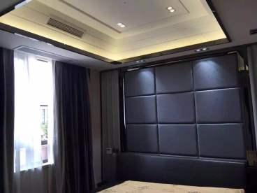 隆鑫鸿府一期现代简约三室二厅装修效果图