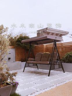 大诚·外滩香颂现代简约花园效果图