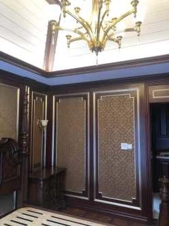 長泰國際歐式古典臥室效果圖