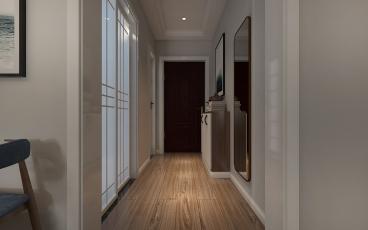 和谐佳苑二室一厅半包装修效果图
