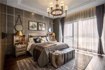 博海城欧式古典卧室效果图