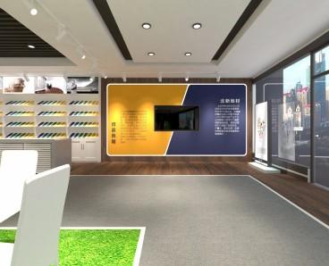 省体育中心全包零室零厅装修效果图