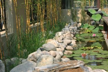潮白河孔雀城剑桥郡欧式古典花园效果图