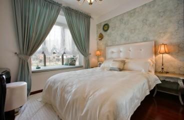 佳乐国际城法式风格卧室效果图