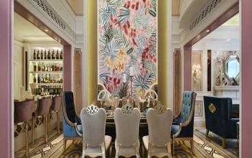 新和苑新古典餐廳效果圖