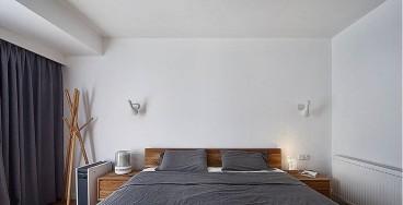 香城丽景日式卧室效果图
