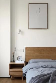 华纺易城日式卧室效果图