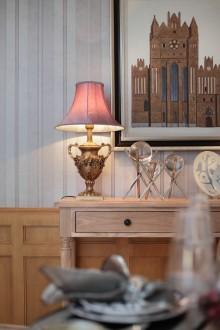 中海观园欧式古典卧室效果图