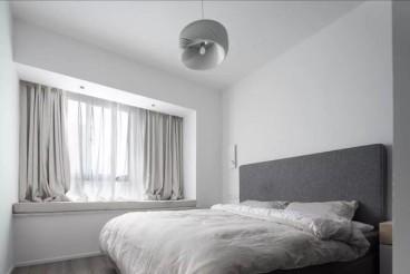 北辰大观后现代卧室效果图