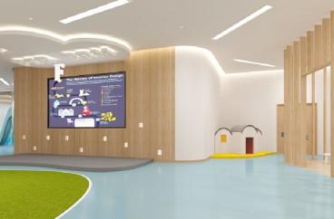 阳光幼儿园装修设计工程