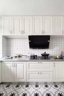 中南简美厨房效果图