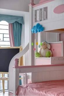 中核世纪广场法式风格儿童房效果图