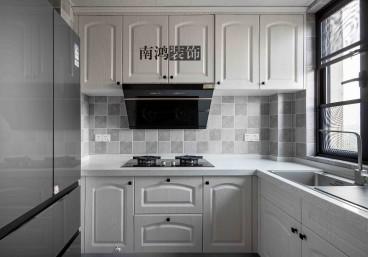 中海国际简美厨房效果图
