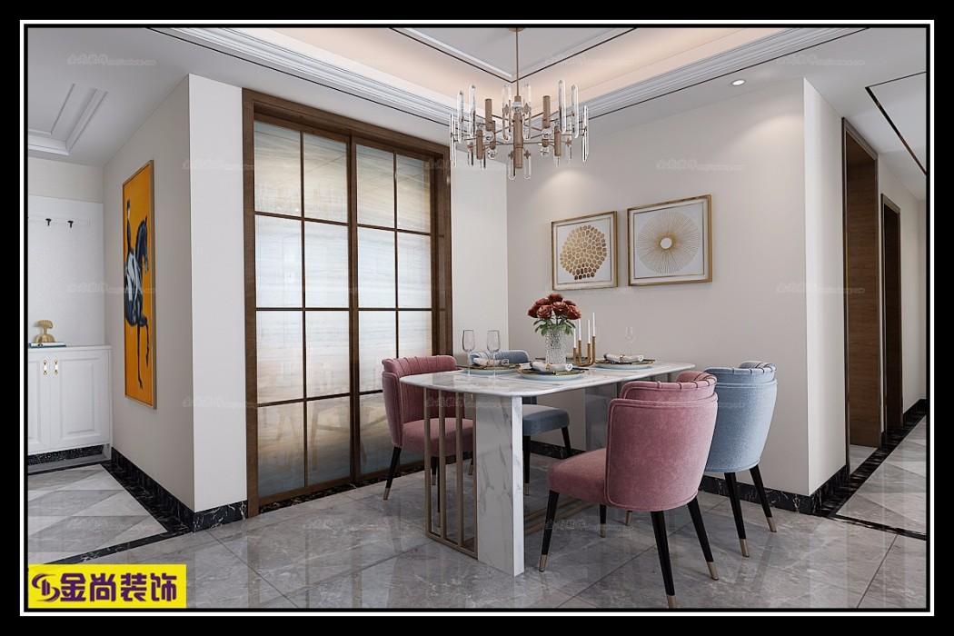 万达文旅城现代简约客厅效果图