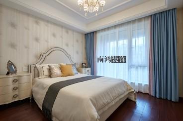 万家星城新古典卧室效果图