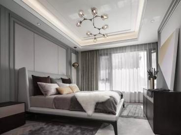 圣兰菲诺法式风格卧室效果图