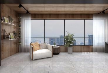 翡丽湾后现代客厅效果图