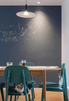 滨江国际北欧餐厅效果图