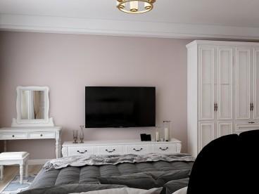 碧桂园翡翠蓝山(建设中)简美卧室效果图