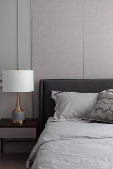 万振·城市广场美式卧室效果图