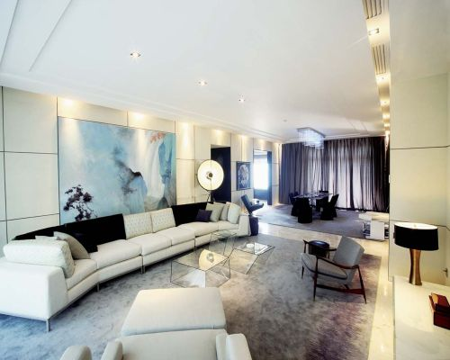 简约时尚客厅设计
