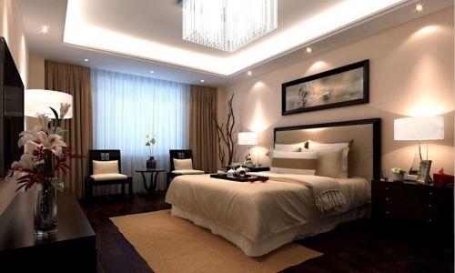 新中式卧室装修设计