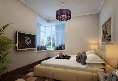 简约卧室设计效果图