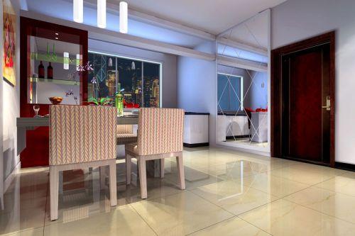 素雅欧式餐厅设计