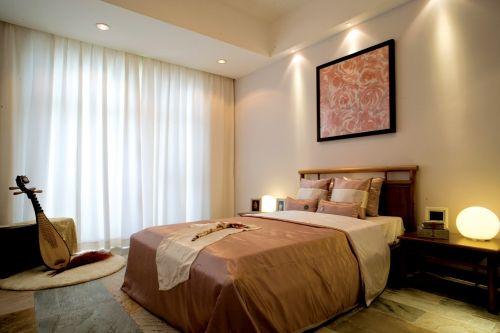 现代简约卧室效果图片欣赏