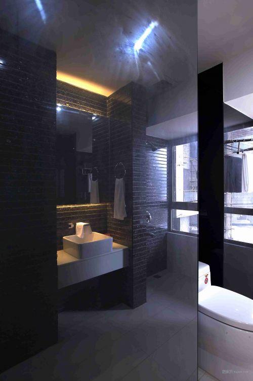 奢华卫生间设计