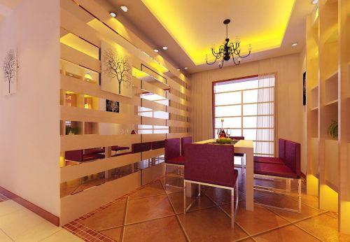 现代家装餐厅设计大全