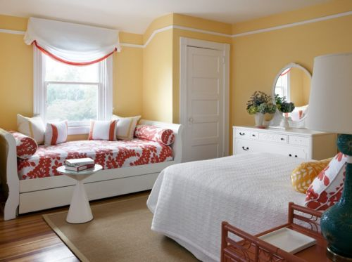 精美臥室飄窗案例